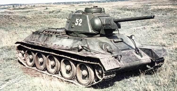 Т-34 БЕЗ ЛЕГЕНД И ИСТЕРИК » ВОЕННОЕ ОБОЗРЕНИЕ