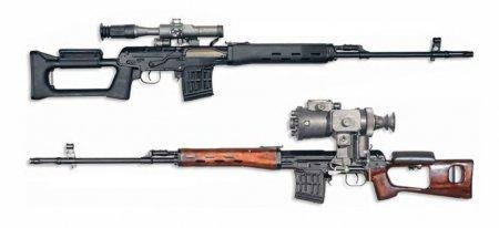 Современное стрелковое оружие мира - ВКС / ВССК Выхлоп