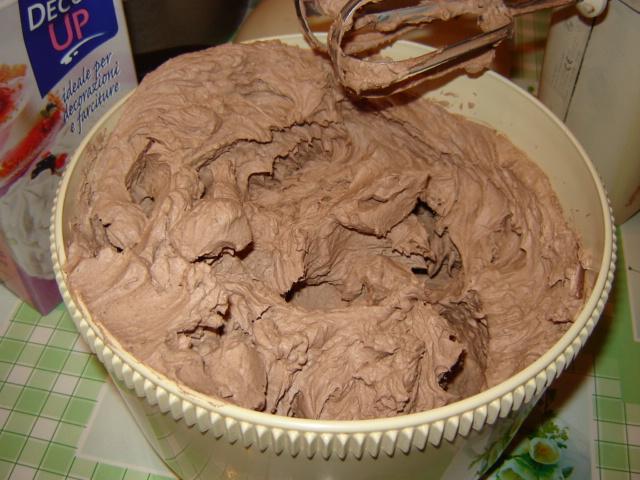 Как сделать коричневые сливки
